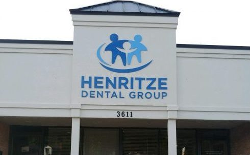 Roanoke Henritze dental group office