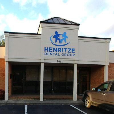 Dentist Roanoke VA Exterior