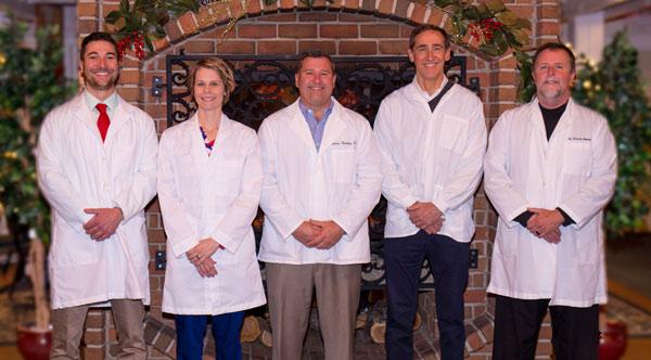Henritze Dental Group Doctors