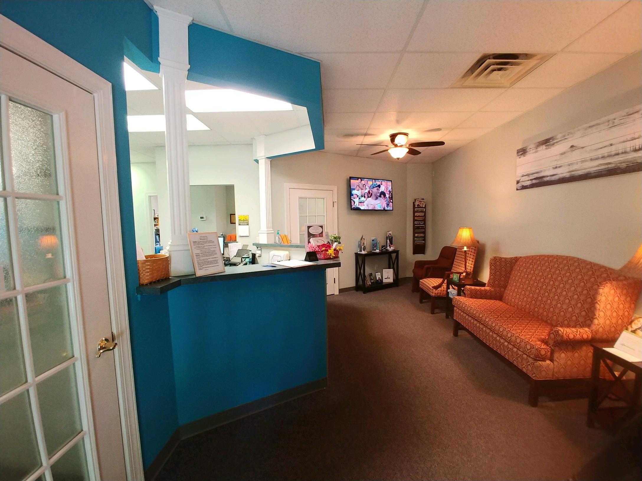 Dentist Collinsville VA Exterior