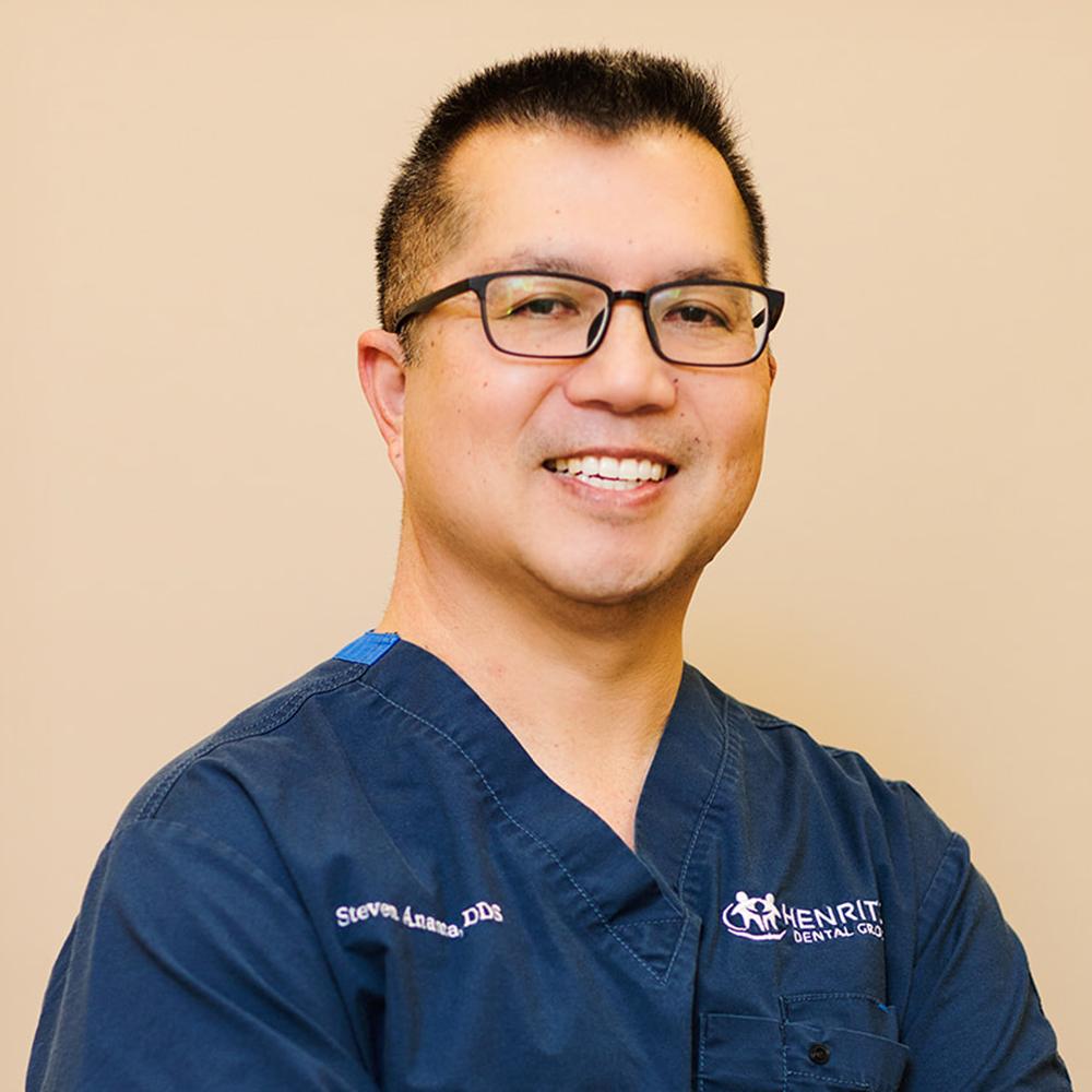 Dr. Steven Anama - Henritze Dental