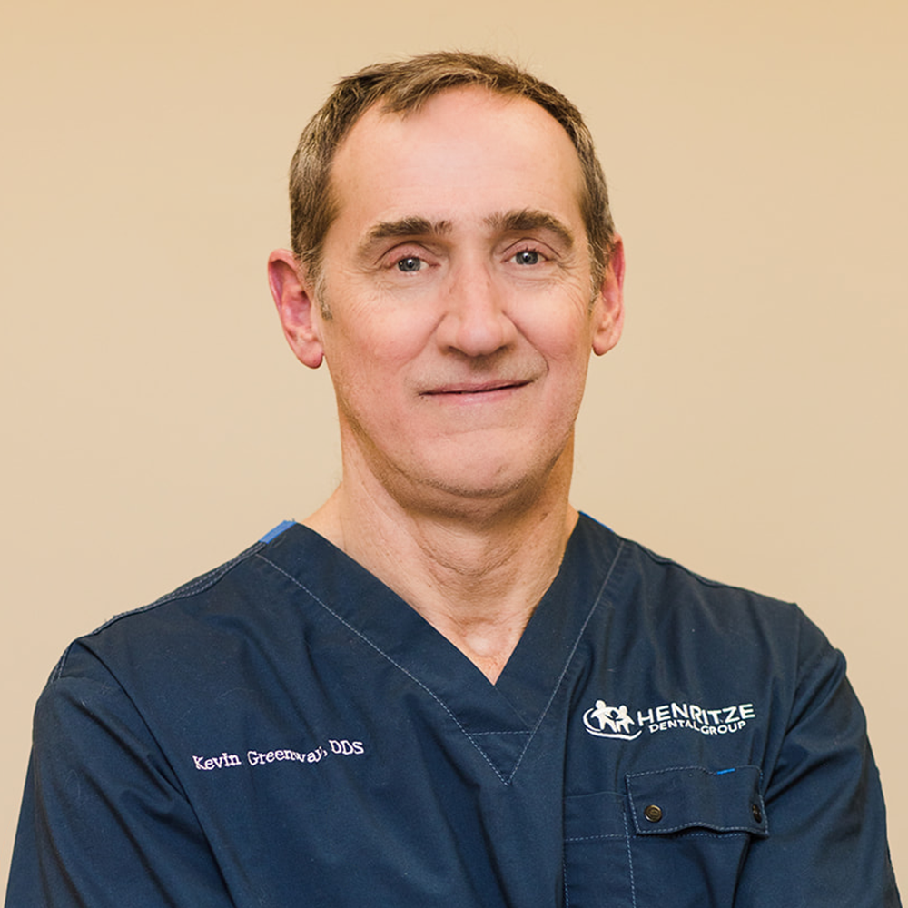 Dr. Kevin Greenway - Henritze Dental