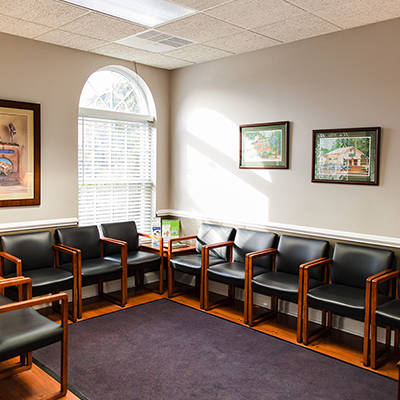Martinsville Dental - Lobby